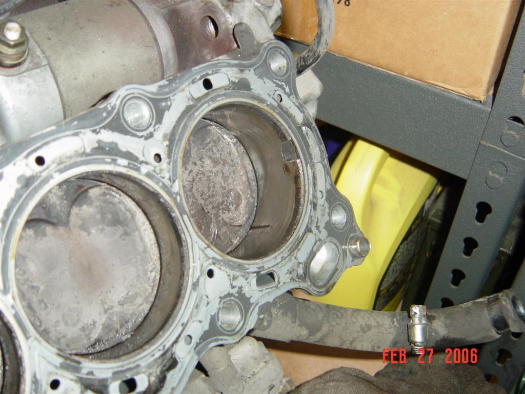 re-sleeve 2001 engine block - Yamaha R6 Forum: YZF-R6 Forums