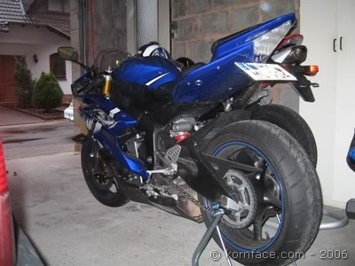 How to remove passenger seat?? - Yamaha R6 Forum: YZF-R6 Forums