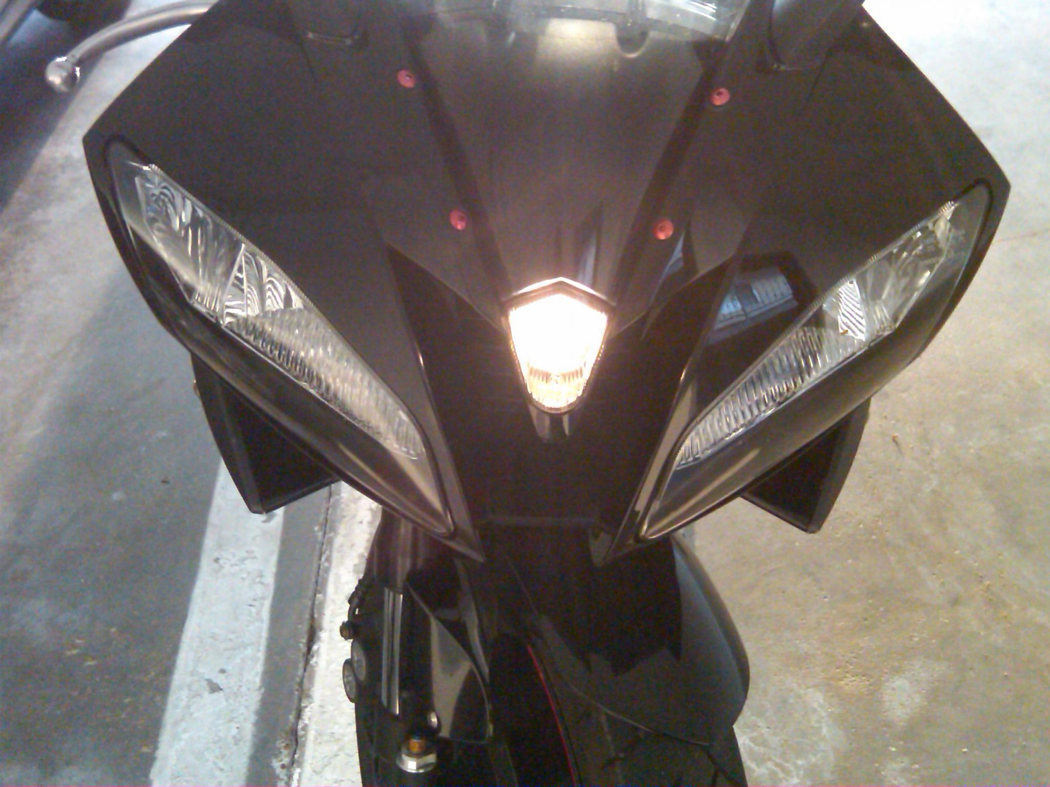 R6 Third Eye Bulb - Yamaha R6 Forum: YZF-R6 Forums