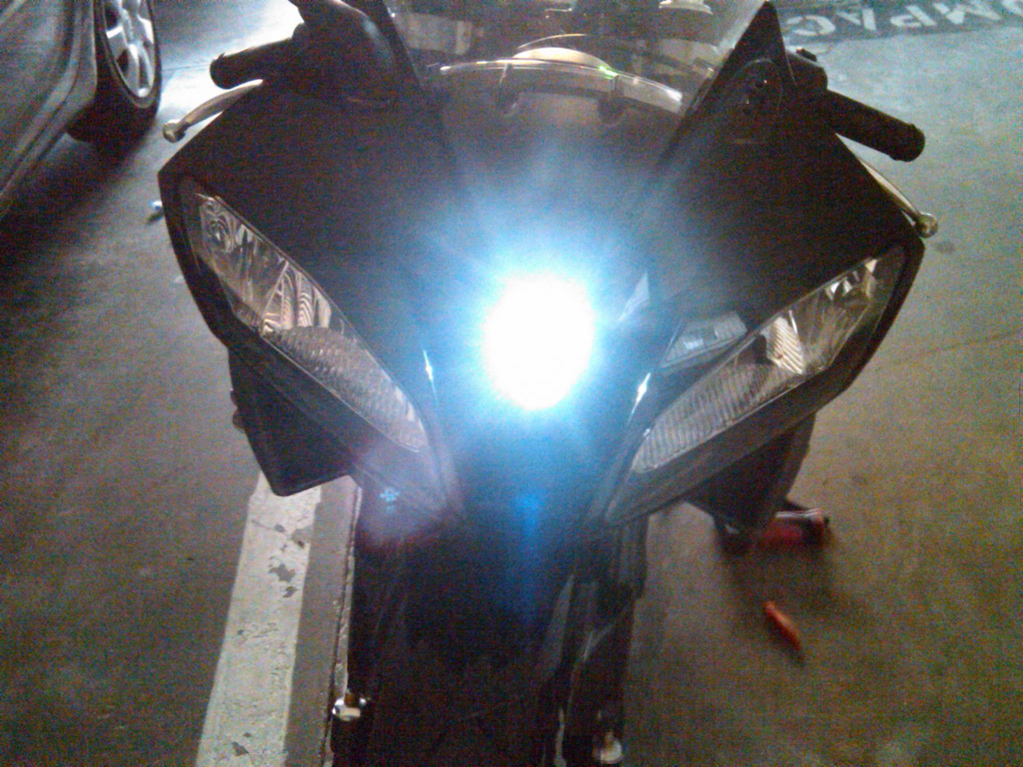 R6 Third Eye Bulb Yamaha R6 Forum Yzf R6 Forums