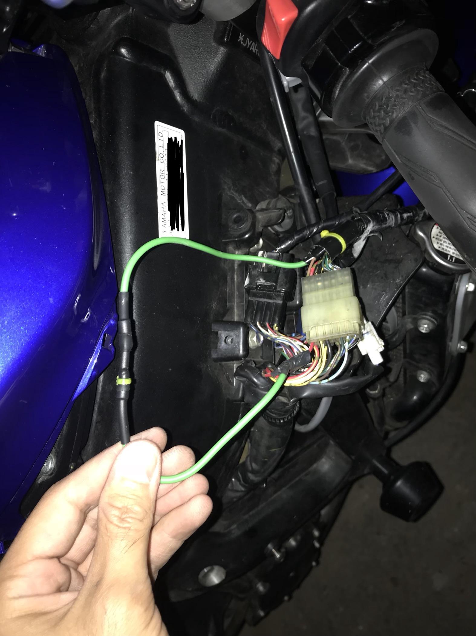Yamaha Motorcycle Ga Gauge Wiring Diagram