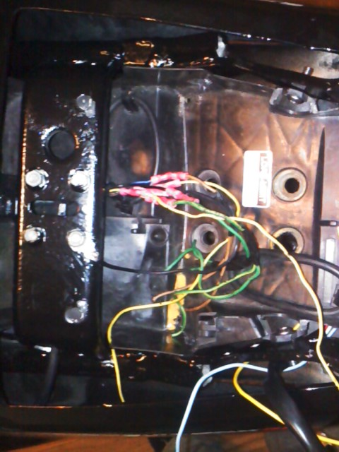 99 Tail Light Wiring Help Yamaha R6 Forum Yzf R6 Forums