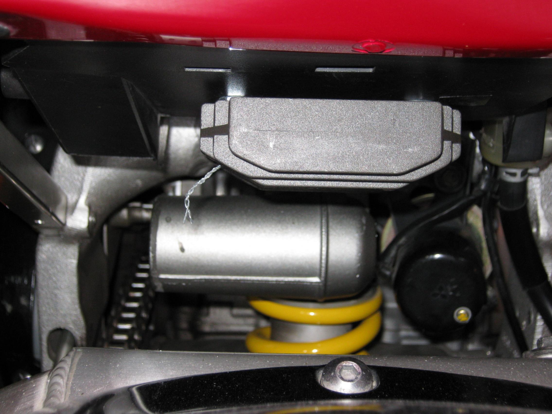 2001 Yamaha R6 Rectifier Wiring Diagram