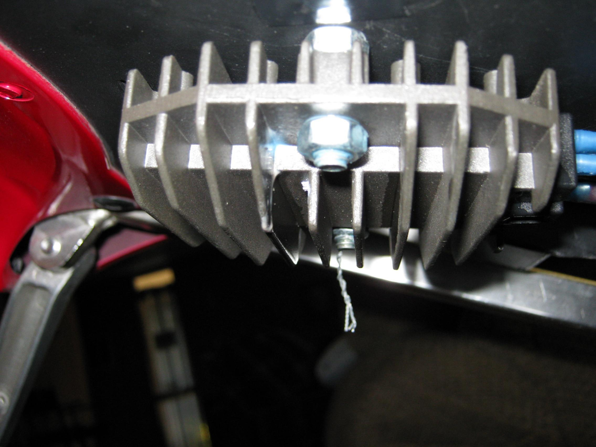 99 R6 Regulator Rectifier Problems/ Discussion - Yamaha R6 Forum