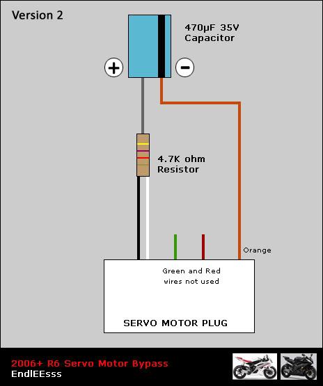 2006 yamaha r1 wiring diagram easy diy exup removal 06 r6 yamaha r6 forum yzf r6 forums  easy diy exup removal 06 r6 yamaha