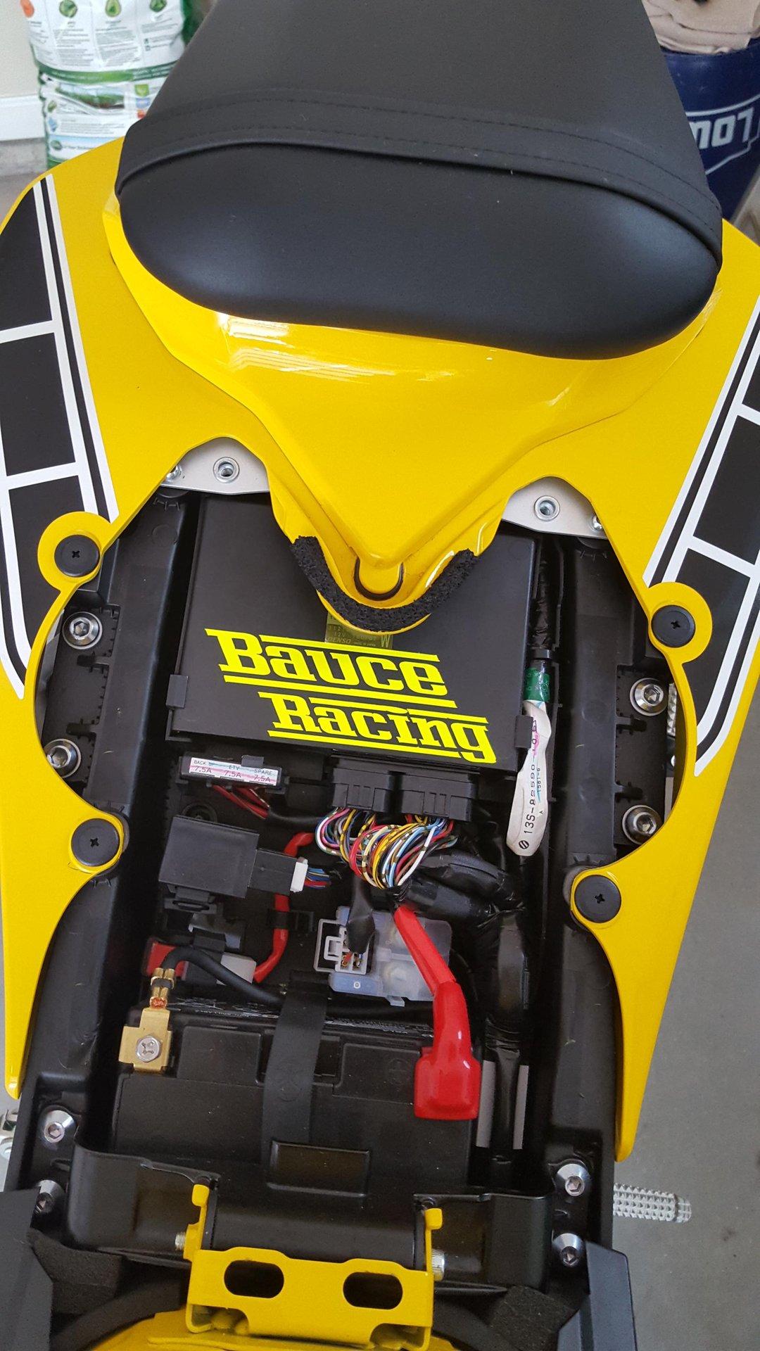 First impressions: BAUCE Racing ECU flash | Page 53 | Yamaha