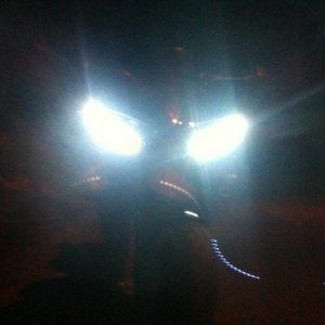 HID's and Audi style headlights