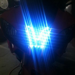 intake lights